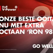 Extra Air Miles bij Shell V-Power